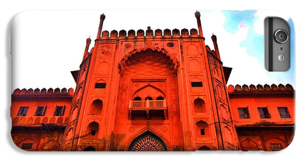 iPhone 6s Plus Case - #entrance Gate by Aakash Pandit