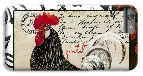 Europa Rooster IIi IPhone 6s Plus Case by Mindy Sommers