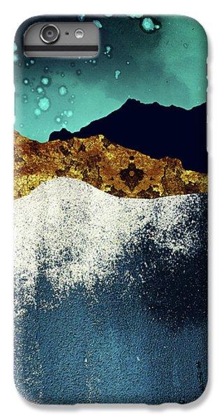Landscapes iPhone 6s Plus Case - Evening Stars by Katherine Smit
