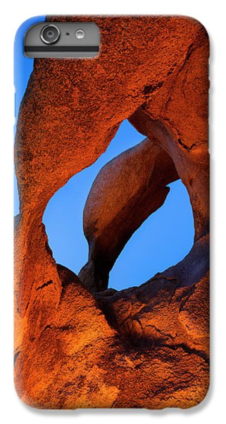 Evening's  Eye IPhone 6s Plus Case by Mike Lang