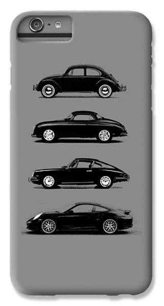 Car iPhone 6s Plus Case - Evolution by Mark Rogan