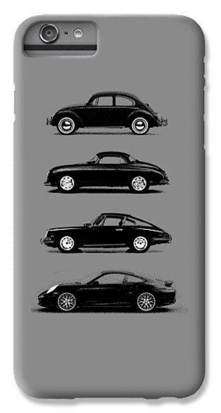 Beetle iPhone 6s Plus Case - Evolution by Mark Rogan