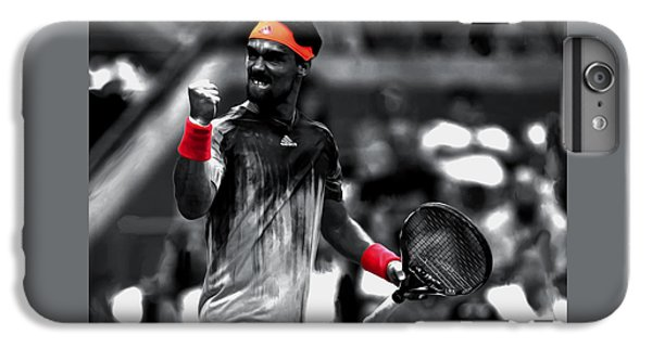 Serena Williams iPhone 6s Plus Case - Fabio Fognini by Brian Reaves