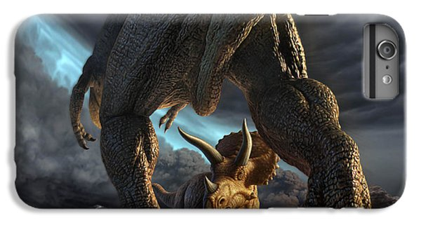 Face Off IPhone 6s Plus Case by Jerry LoFaro