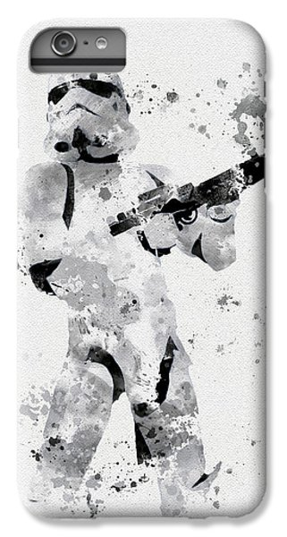 Star iPhone 6s Plus Case - Faceless Enforcer by My Inspiration