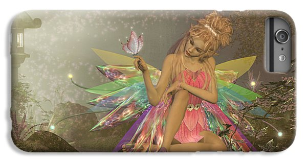 Fairy Dust iPhone 6s Plus Case - Fairy Dreams by Corey Ford