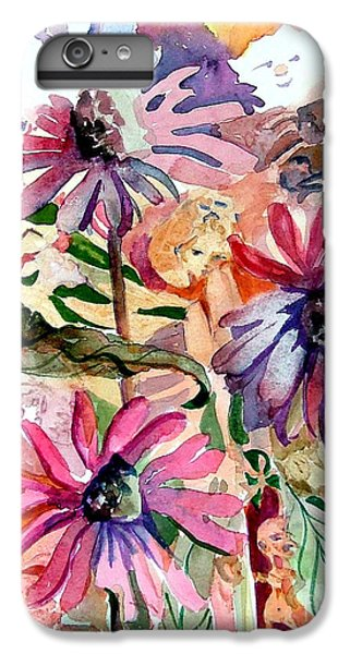 Flower Fairy iPhone 6s Plus Case - Fairy Land by Mindy Newman