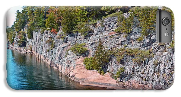 Fall In Muskoka IPhone 6s Plus Case by Claire Bull