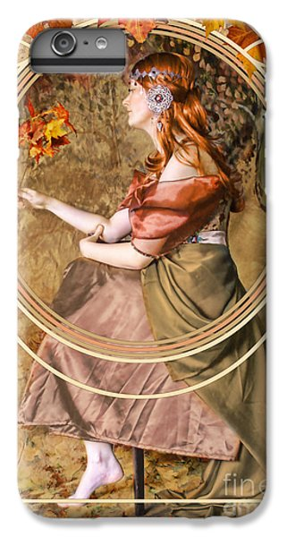 Falling Leaves IPhone 6s Plus Case