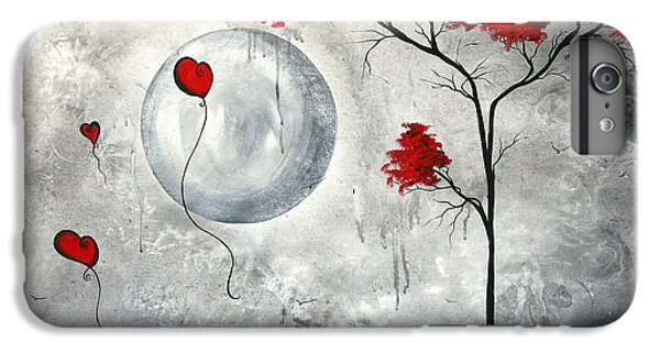 Time iPhone 6s Plus Case - Far Side Of The Moon By Madart by Megan Duncanson
