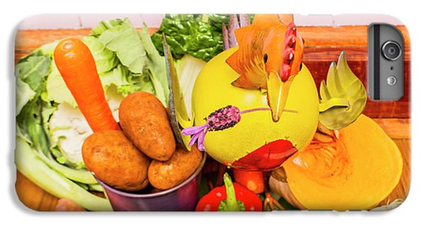 Farm Fresh Produce IPhone 6s Plus Case