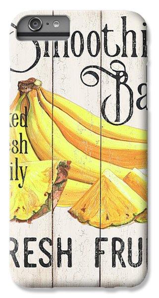 Fruits iPhone 6s Plus Case - Farm Garden 2 by Debbie DeWitt