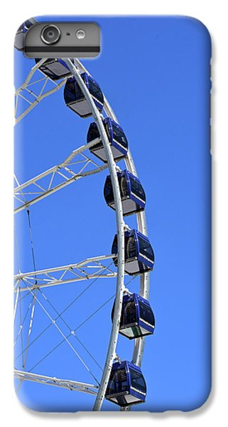 Ferris Wheel At Navy Pier, Chicago No. 1 IPhone 6s Plus Case by Sandy Taylor