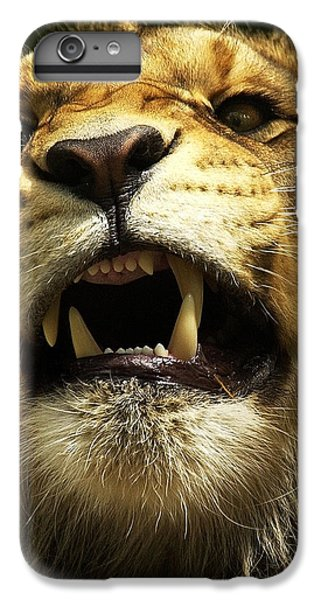 Fierce IPhone 6s Plus Case by Wade Aiken