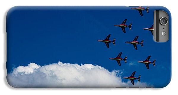 Fighter Jet IPhone 6s Plus Case by Martin Newman