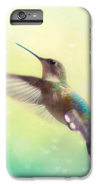 Flight Of Fancy - Square Version IPhone 6s Plus Case