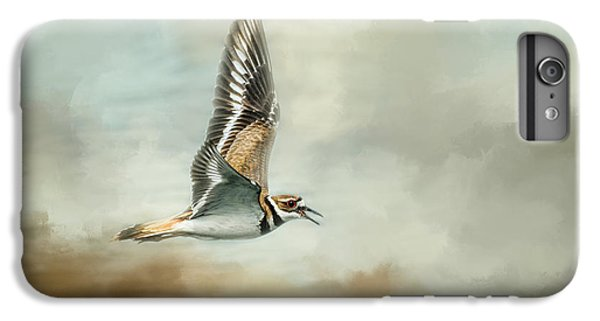 Flight Of The Killdeer IPhone 6s Plus Case