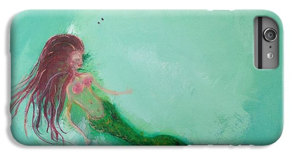 Floaty Mermaid IPhone 6s Plus Case