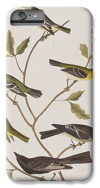 Fly Catchers IPhone 6s Plus Case by John James Audubon