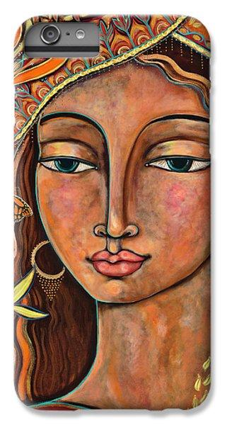 Rose iPhone 6s Plus Case - Focusing On Beauty by Shiloh Sophia McCloud