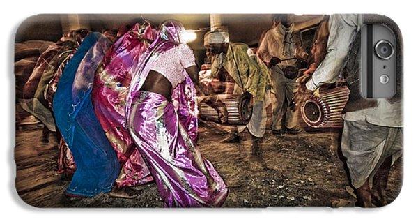 Folk Dance IPhone 6s Plus Case by Hitendra SINKAR