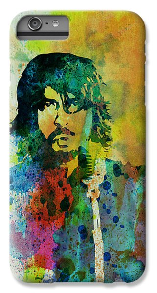 Foo Fighters IPhone 6s Plus Case by Naxart Studio