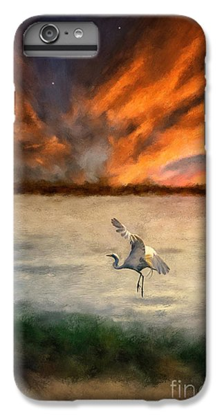 For Just This One Moment IPhone 6s Plus Case by Lois Bryan