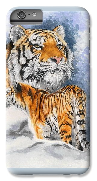 Forceful IPhone 6s Plus Case by Barbara Keith