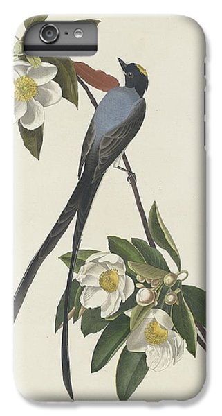 Forked-tail Flycatcher IPhone 6s Plus Case by Rob Dreyer