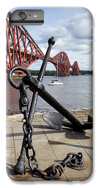 IPhone 6s Plus Case featuring the photograph Forth Bridge by Jeremy Lavender Photography