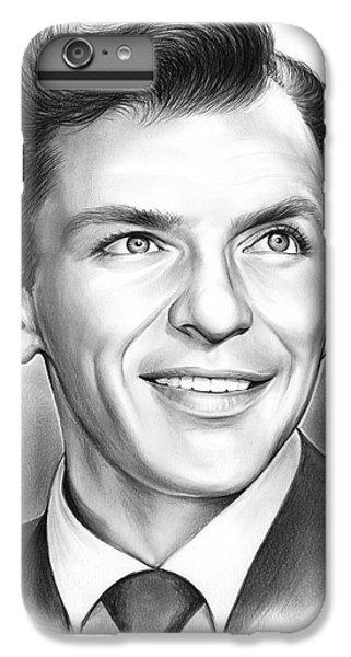 Frank Sinatra IPhone 6s Plus Case by Greg Joens