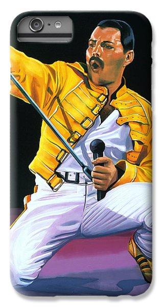 Freddie Mercury Live IPhone 6s Plus Case