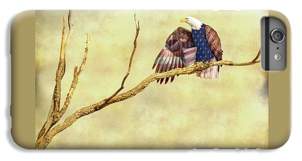 IPhone 6s Plus Case featuring the photograph Freedom by James BO Insogna
