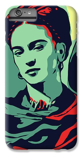 Frida Kahlo IPhone 6s Plus Case