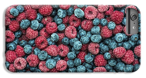 Frozen Berries IPhone 6s Plus Case by Tim Gainey