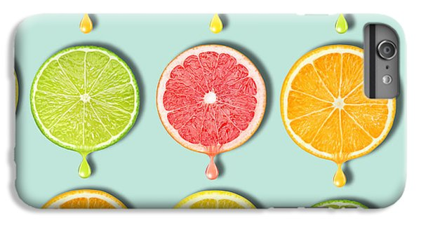 Fruity IPhone 6s Plus Case by Mark Ashkenazi