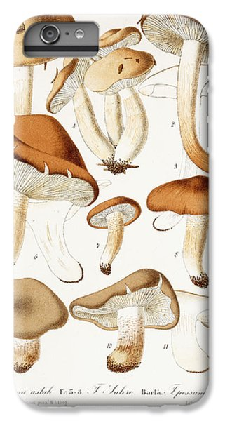 Fungi IPhone 6s Plus Case by Jean-Baptiste Barla