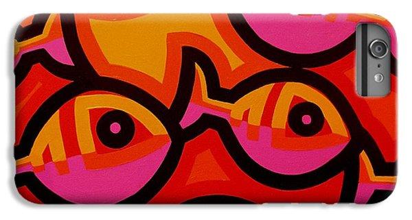 Funky Fish Iv IPhone 6s Plus Case by John  Nolan