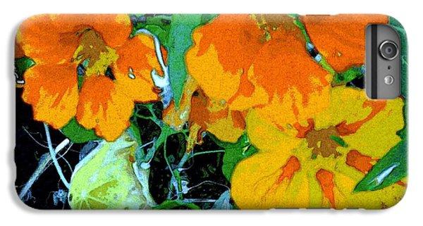 Garden Flavor IPhone 6s Plus Case by Winsome Gunning