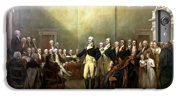 General Washington Resigning His Commission IPhone 6s Plus Case