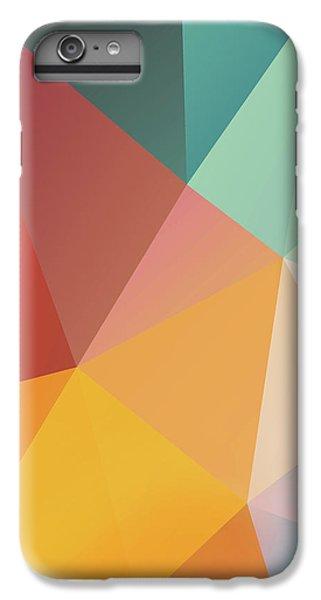 iPhone 6s Plus Case - Geometric Xxix by Ultra Pop