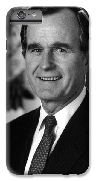 George Bush Sr IPhone 6s Plus Case by War Is Hell Store