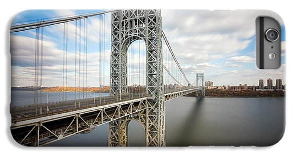George Washington Bridge IPhone 6s Plus Case by Greg Gard