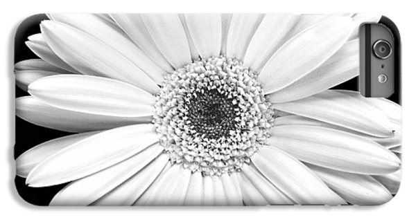 Floral iPhone 6s Plus Case - Single Gerbera Daisy by Marilyn Hunt