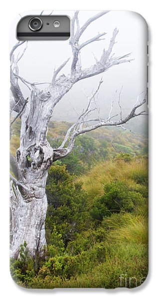 IPhone 6s Plus Case featuring the photograph Ghost by Werner Padarin