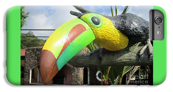 Giant Toucan IPhone 6s Plus Case by Randall Weidner