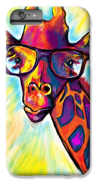 Giraffe IPhone 6s Plus Case