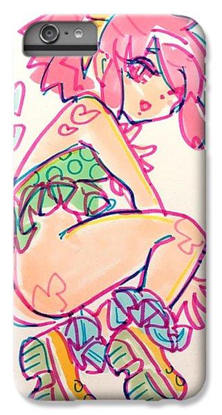 Girl01 IPhone 6s Plus Case