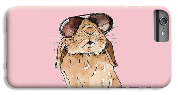 Glamorous Rabbit IPhone 6s Plus Case