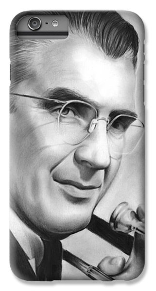 Trombone iPhone 6s Plus Case - Glenn Miller by Greg Joens